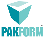 Designing Packaging Solutions | PAKFORM Logo